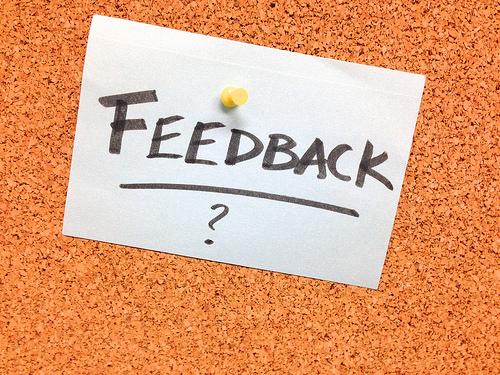 feedback photo